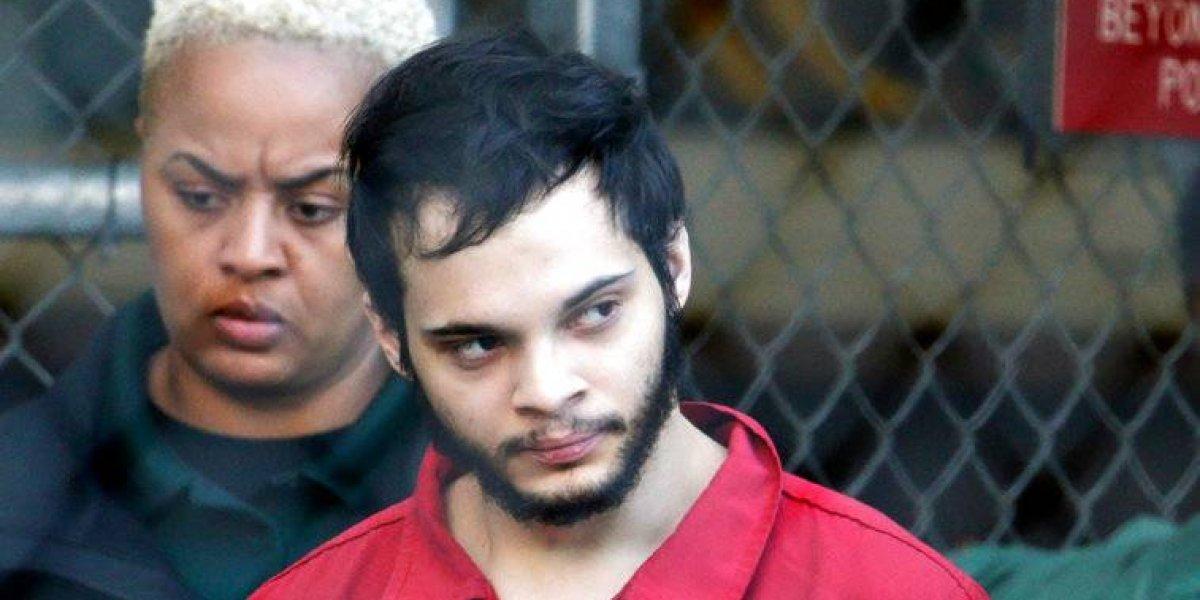 No piden pena capital para presunto atacante de Florida