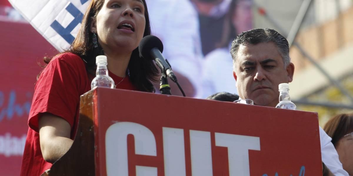 Marcha del Día del Trabajador: CUT llamó al Gobierno a cumplir compromisos