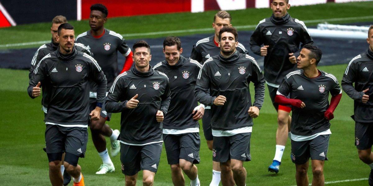 Champions League: Real Madrid y Bayern Munich se miden por el primer pasaje a Kiev