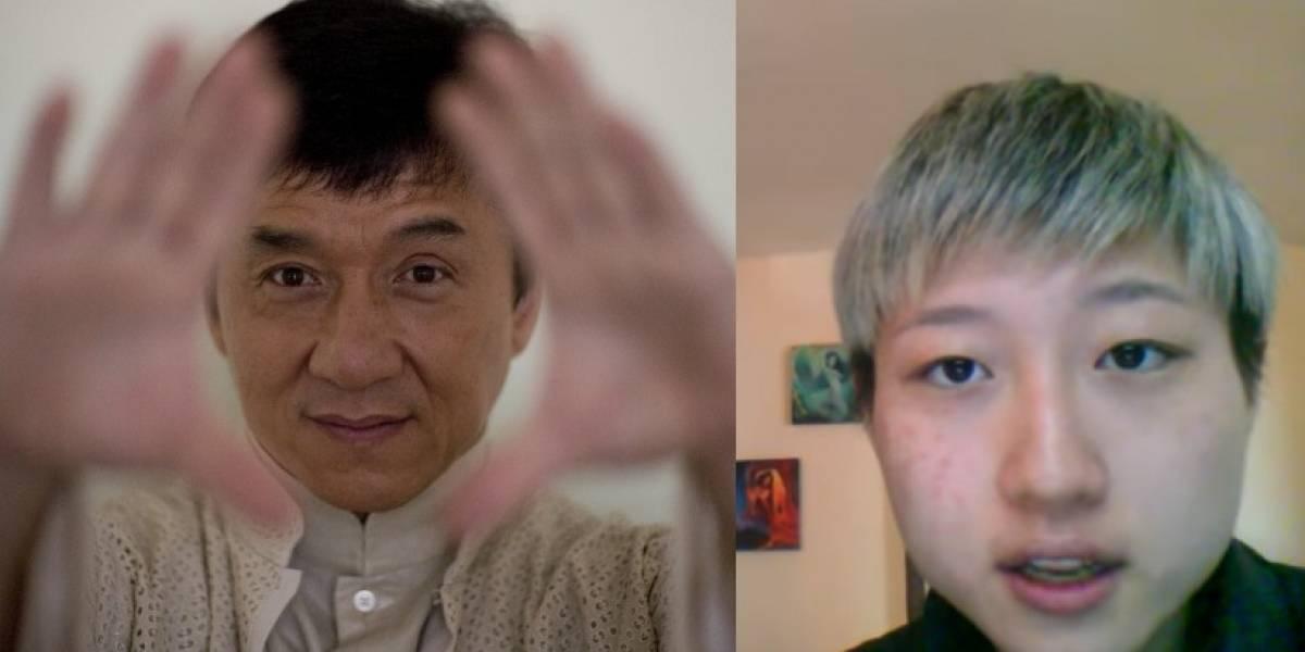 """Vivo en las calles debido a """"homofóbicos"""" padres, asegura hija de Jackie Chan"""