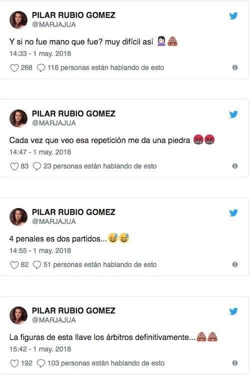 Trinos Pilar Rubio