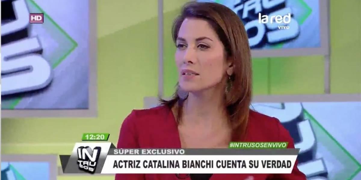 """""""Tenía terror"""", actriz relató presunto intento de abuso por parte del actor Roberto Farías"""