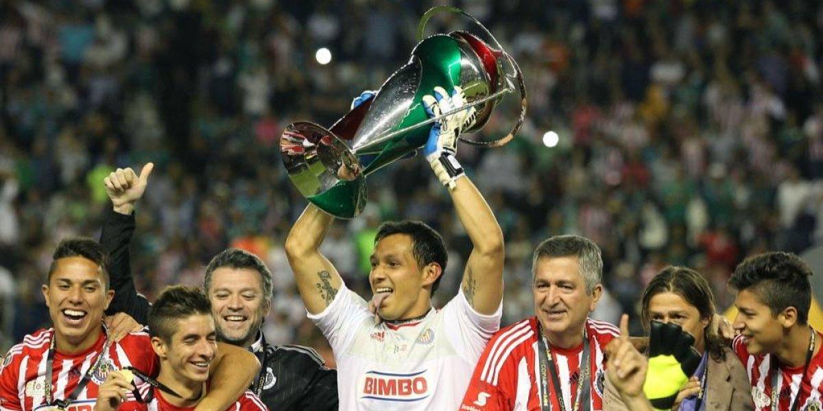 Rodolfo Cota quiere seguir con Chivas