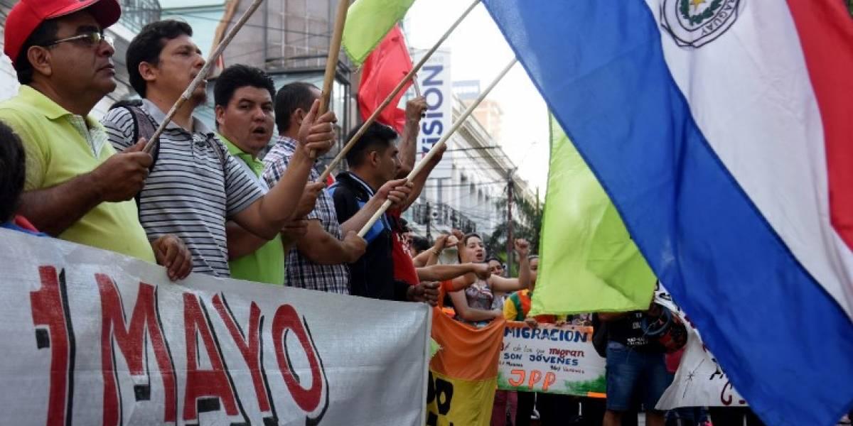 Izquierdas enfrentan desafíos en América Latina al conmemorar el 1° de mayo