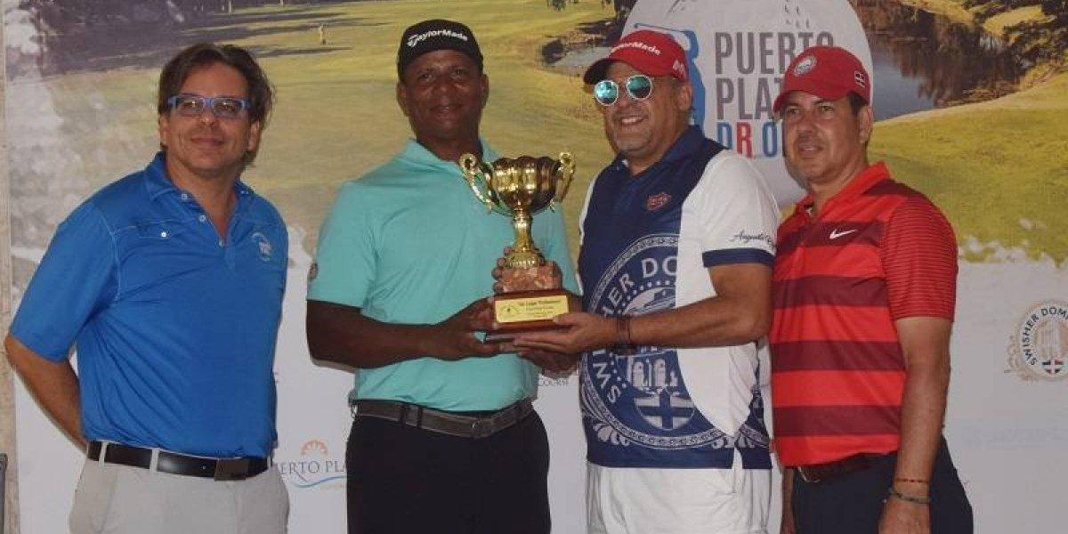 Julio Santos gana copa Playa Dorada Golf 2018 en Puerto Plata