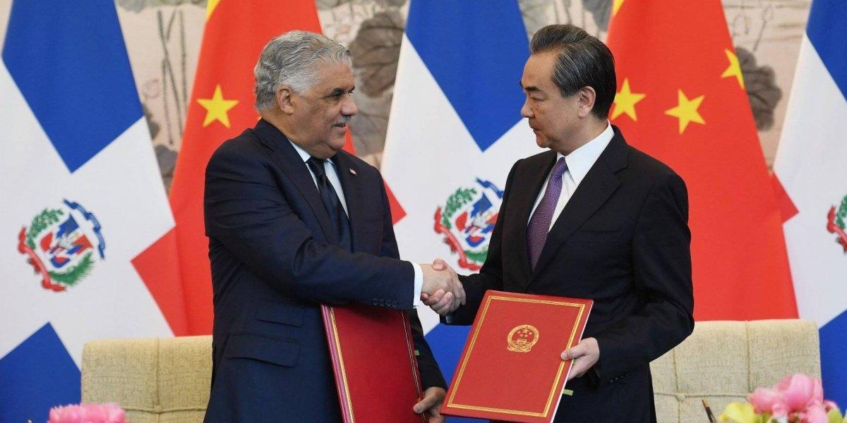 Fuerte acusación desde EEUU a trato de RD con China