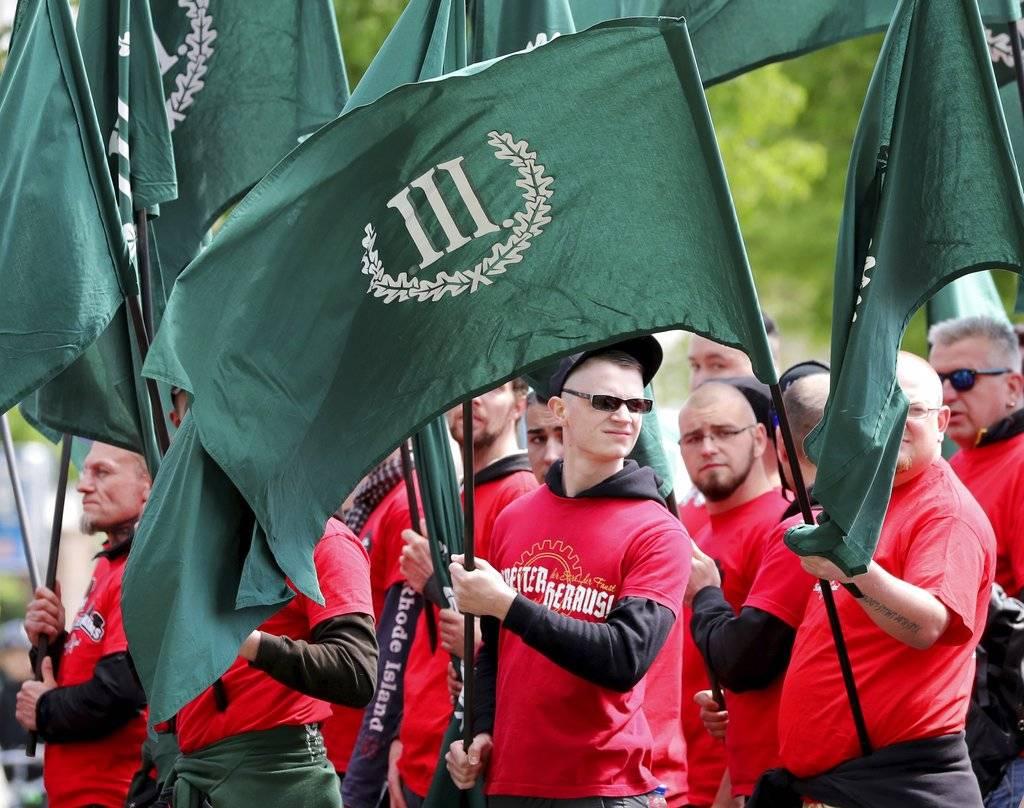 Marchas por el Día del Trabajo en Alemania