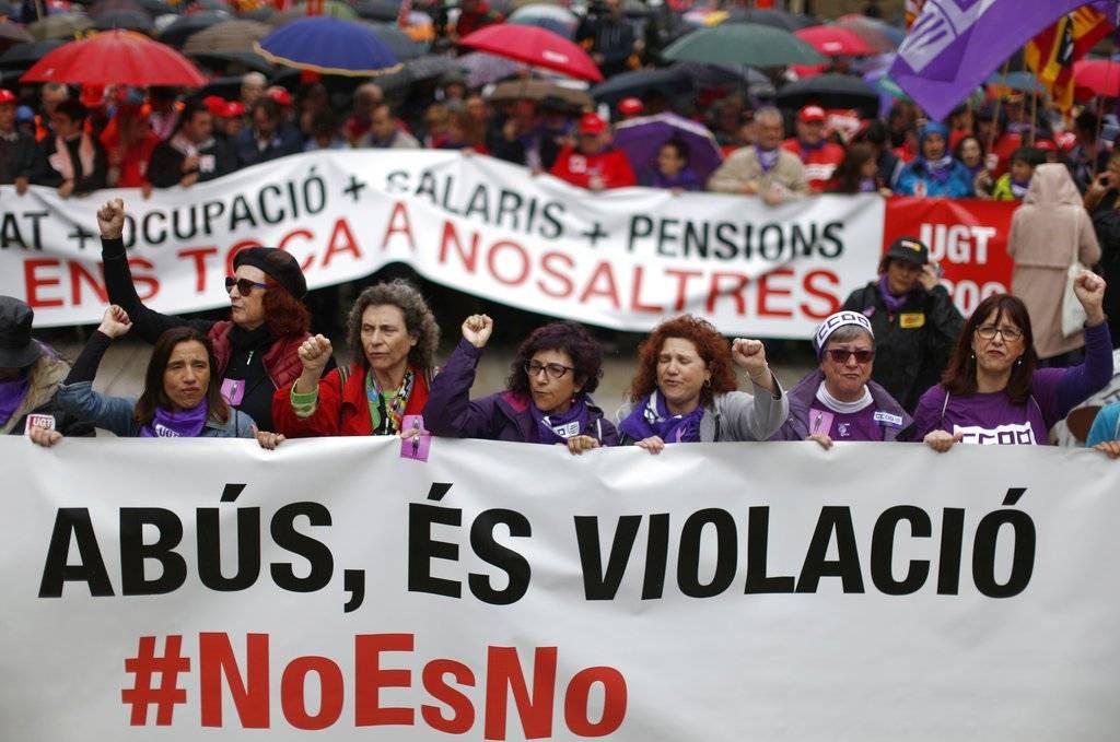 Marchas por el Día del Trabajo en España
