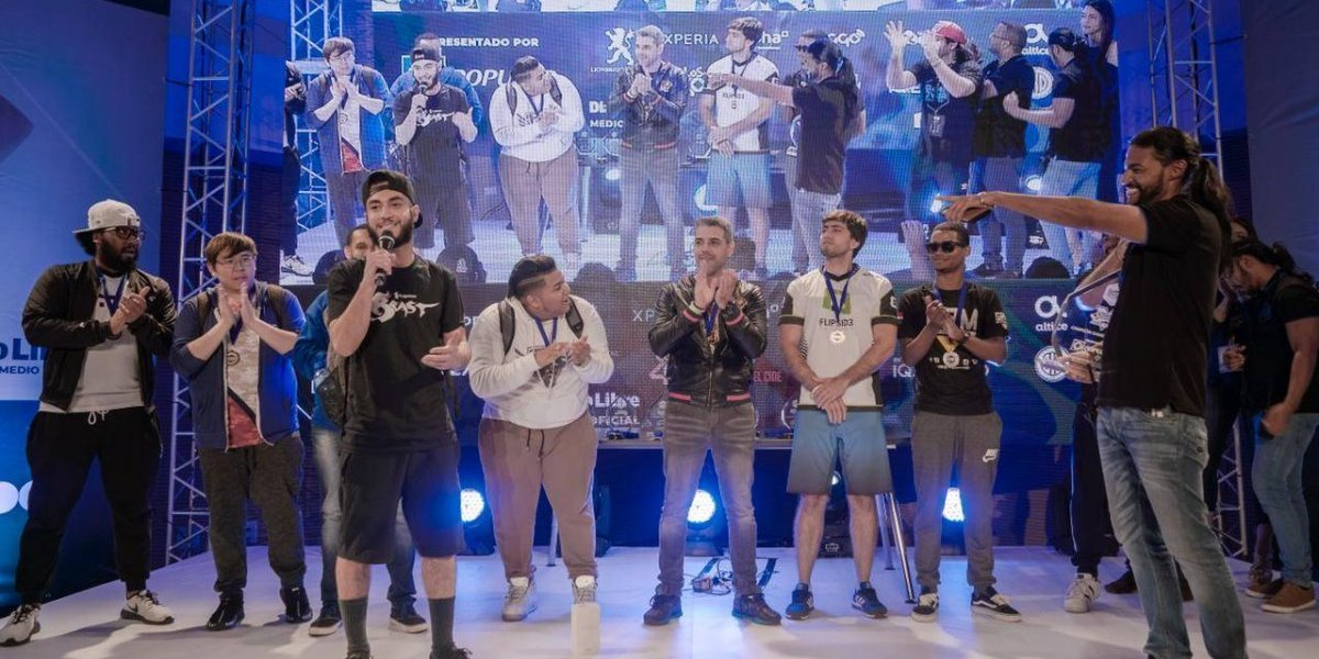 RD, impactada por Game Over Tournament 2018