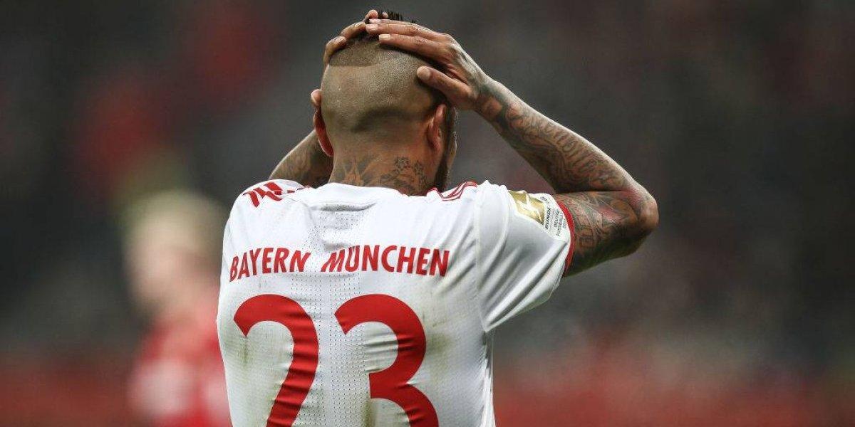 Adiós Champions: El sueño de Arturo Vidal tendrá que esperar un año más