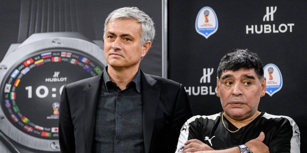 Diego Armando Maradona demandaría a EA Sports