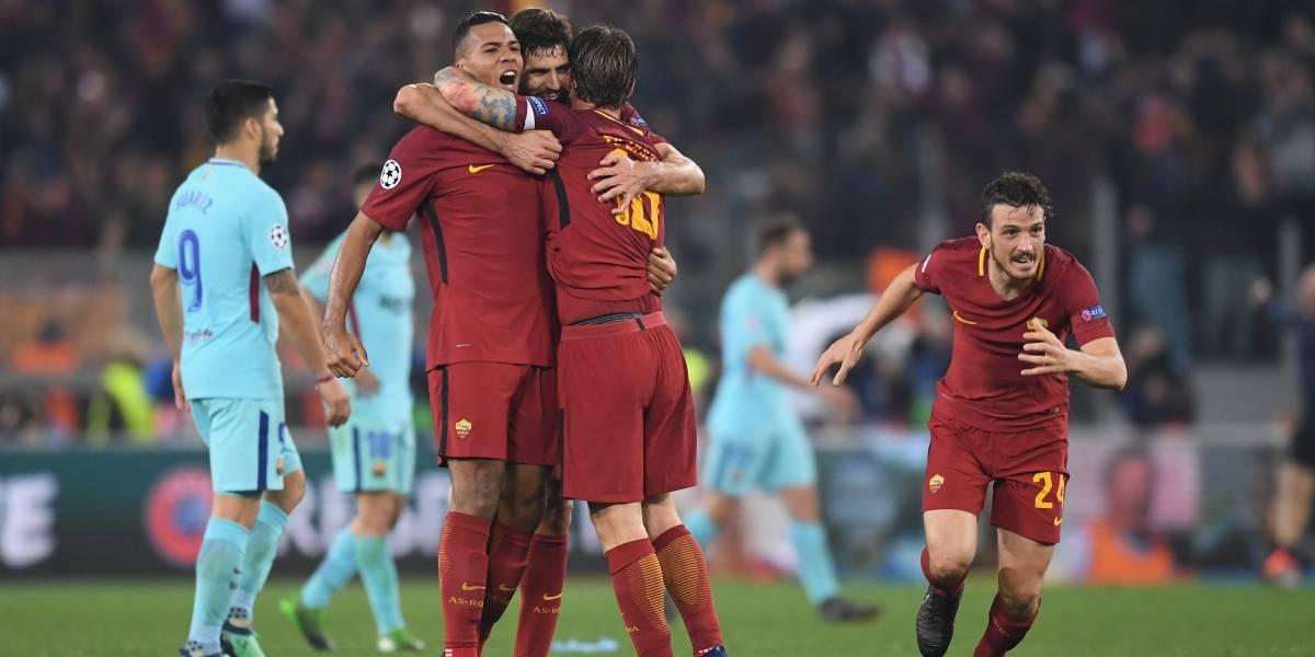 Entrenador de la Roma apela al 'copy paste' para buscar el milagro ante el Liverpool