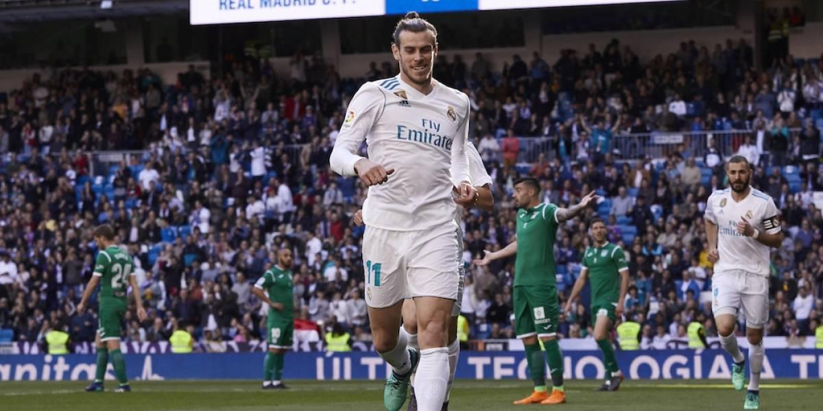 Gareth Bale no jugará ante la Selección Mexicana