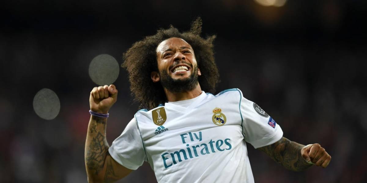 """Marcelo reconoce que fue penal: """"Si digo que el balón no me ha tocado en la mano soy un mentiroso"""""""