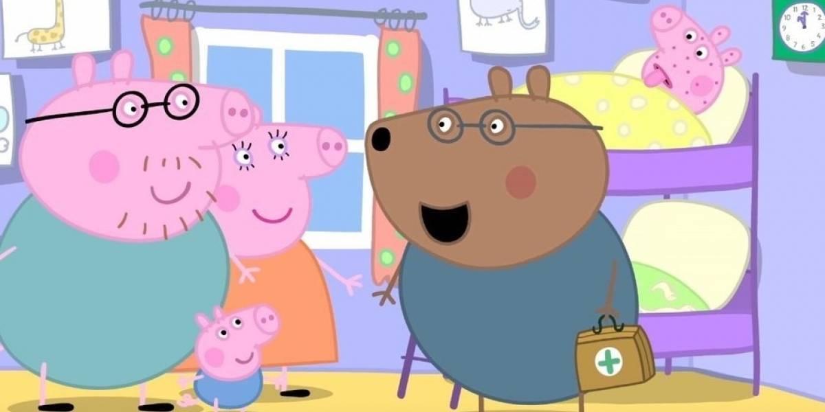 Peppa Pig es censurada por 'subversiva'