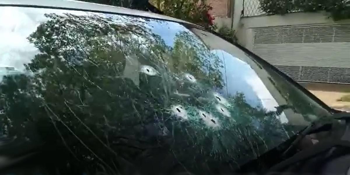 Polícia troca tiros com bandidos no Parque do Ibirapuera