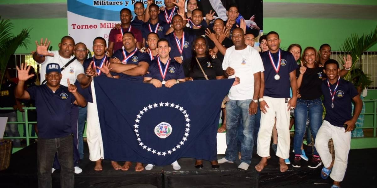 La Armada ratificó poderío en los Juegos Militares y Policiales