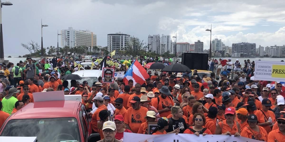 Convocan segunda manifestación para el 1ro de mayo