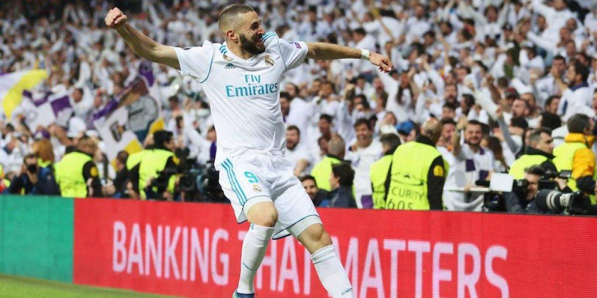 Real Madrid va por el tricampeonato de la Champions League