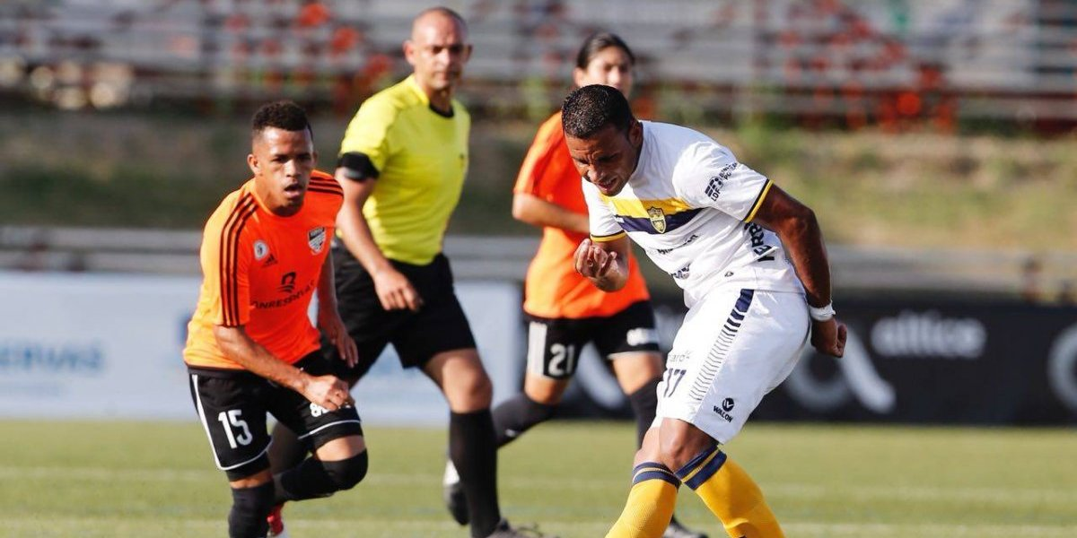 Armando Maita encabeza goleadores LDF
