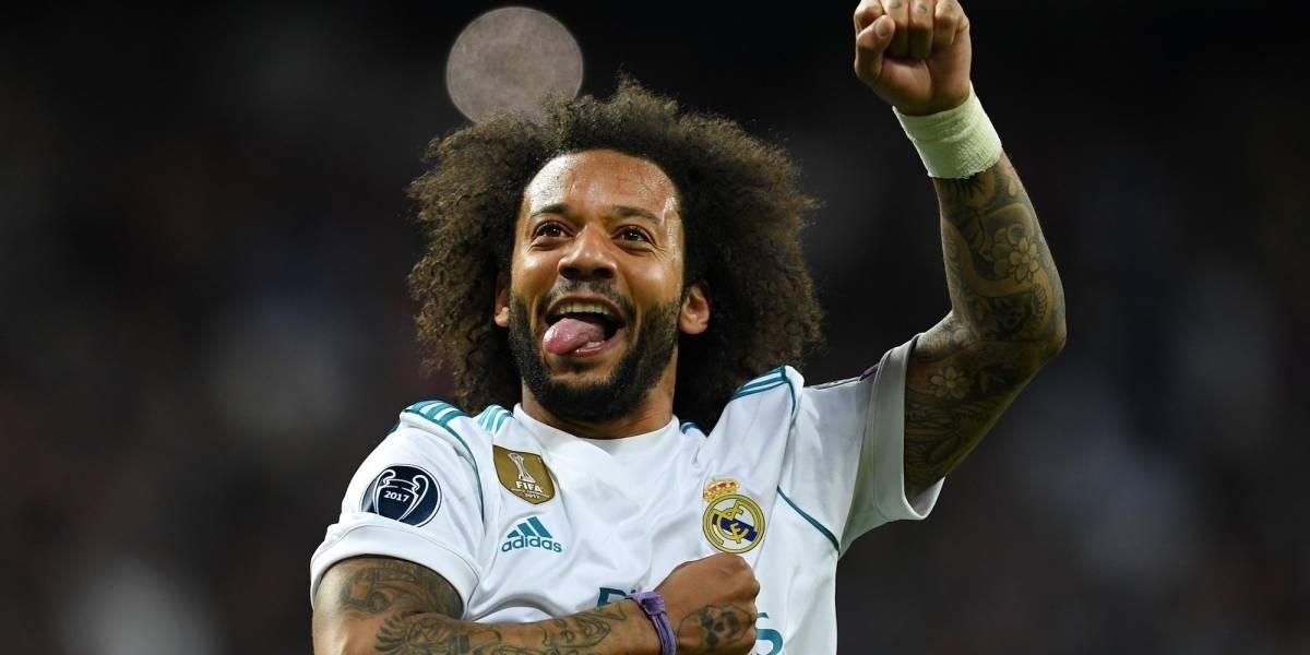 Las palabras de Marcelo sobre su polémica mano ante el Bayern