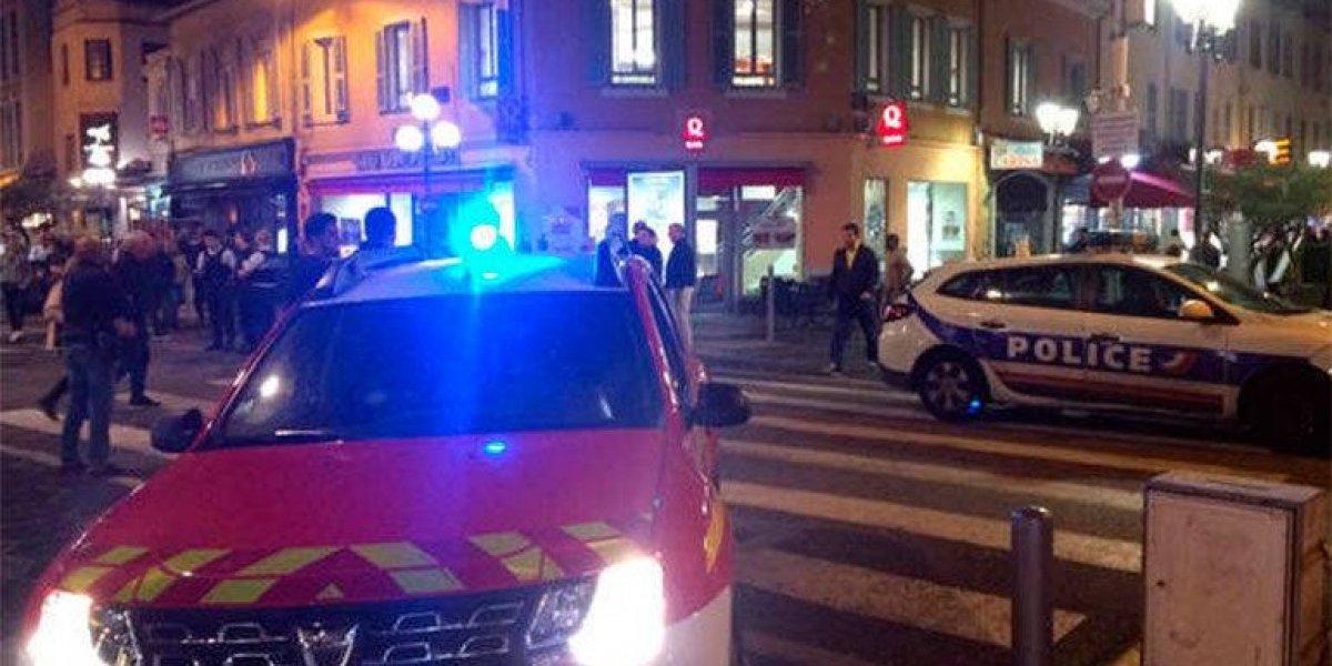 Doce heridos en Niza tras una estampida provocada por un disparo