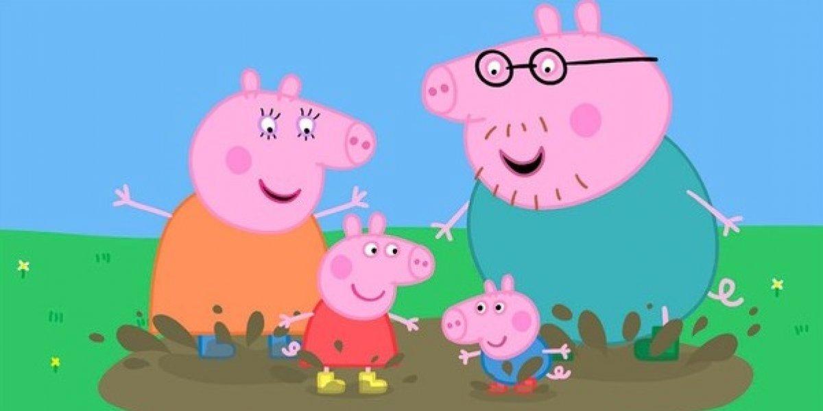 """En este país """"Peppa Pig"""" fue censurada por """"subversiva"""""""