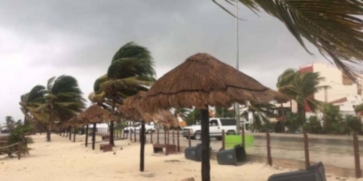 Se esperan fuertes vientos y posibles tolvaneras