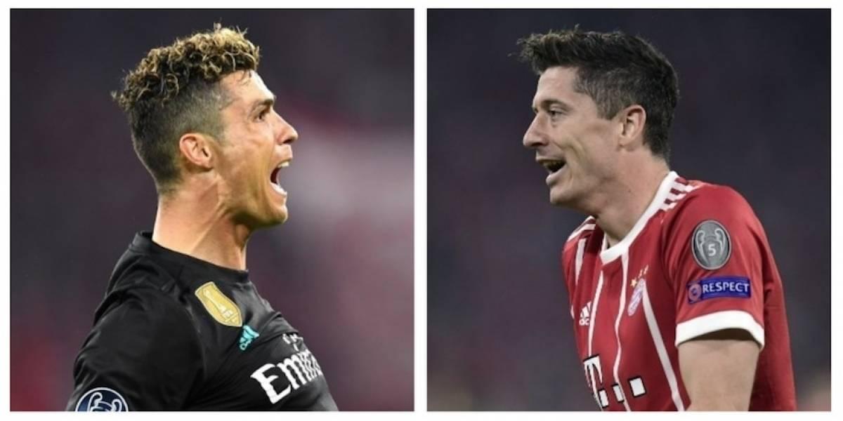 Madrid y Bayern, dos gigantes a un paso de la cima europea