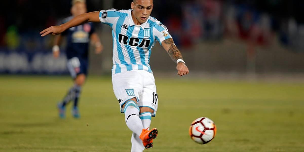 """Lautaro Martínez quiere pasarle por encima a la U: """"Tenemos que presionarlos y meterlos en el arco"""""""