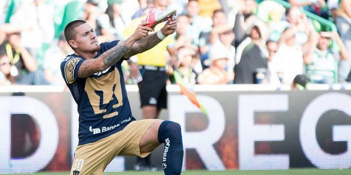 Nicolás Castillo podría tener una nueva aventura en el Calcio
