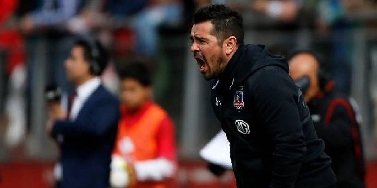 """Héctor Tapia arenga a Colo Colo: """"Lo importante es que salgan a la cancha y defiendan bien la historia del club"""""""