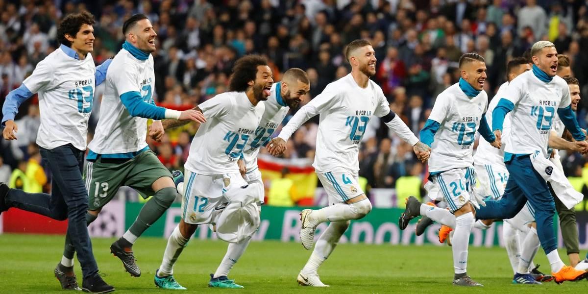 Benzema faz 2, Real empata e segue para final da Liga dos Campeões