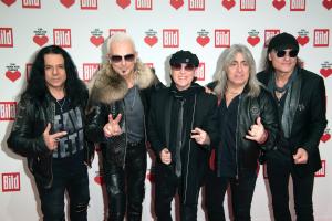 Scorpions en México