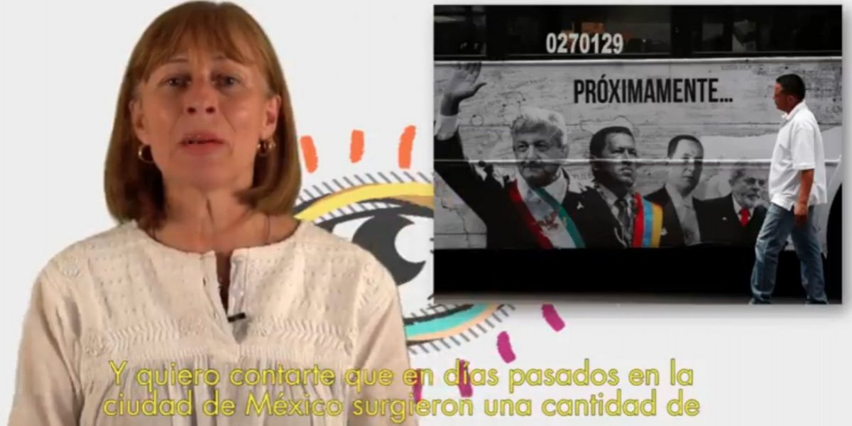 Tatiana Clouthier invita al 'Netflix and chill democrático' a productores de documental