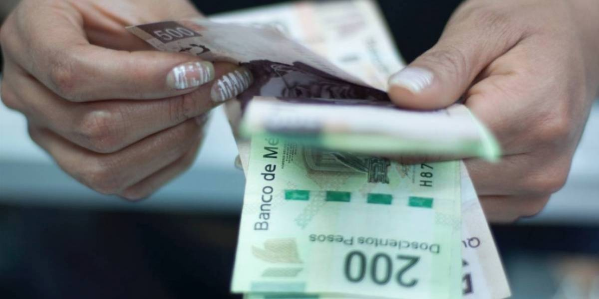 Coparmex propone salario mínimo de 102 pesos para fin de año