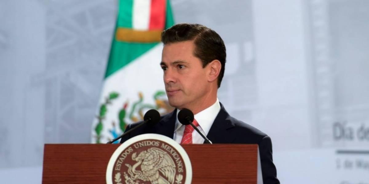 Peña Nieto participa en la 59 Semana de la Radio y Televisión