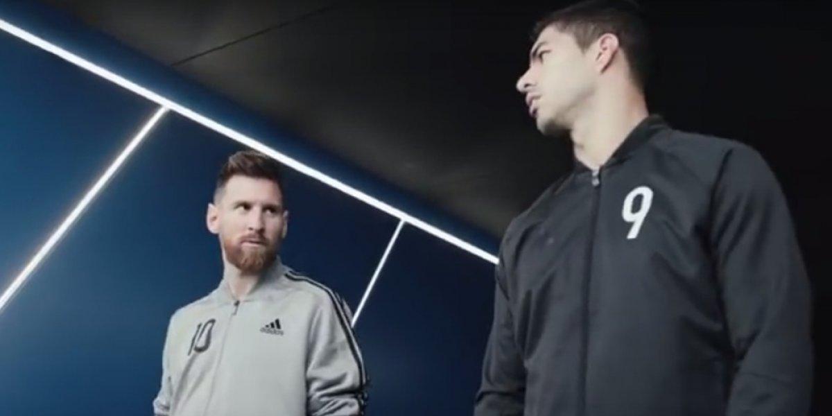 Messi y Suárez ponen fin a su amistad