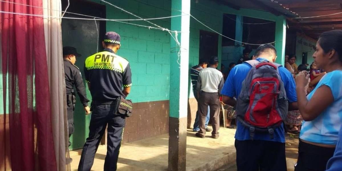 Mujer se quita la vida en la misma habitación de sus hijos en Suchitepéquez