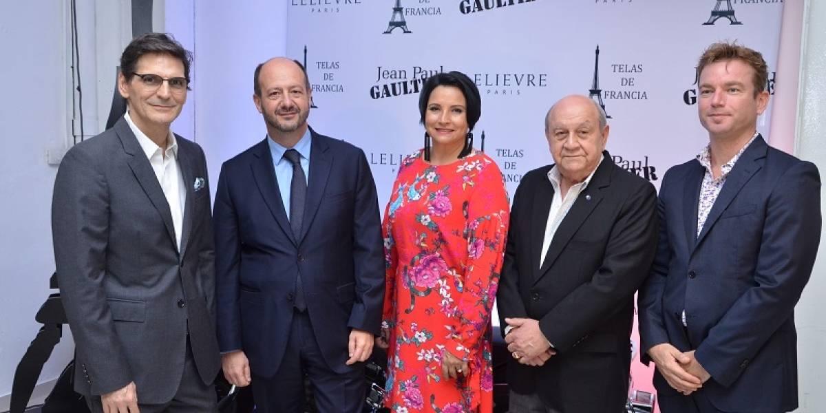 #TeVimosEn: Telas de Francia presenta colección de telas decorativas Jean Paul Gaultier