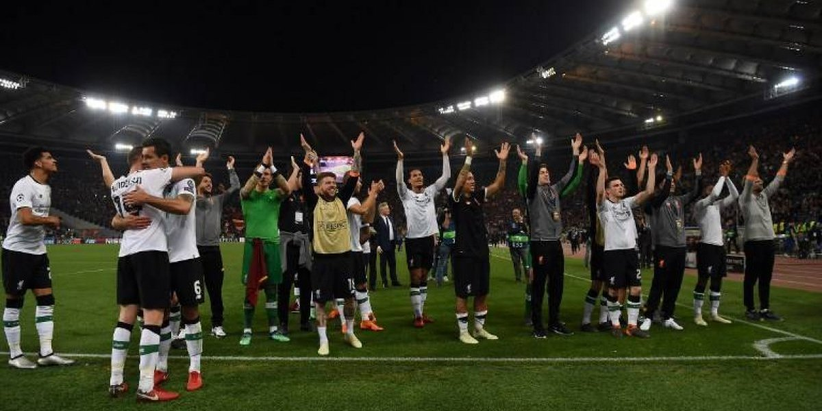 Liverpool cae pero regresa a una final de la Champions