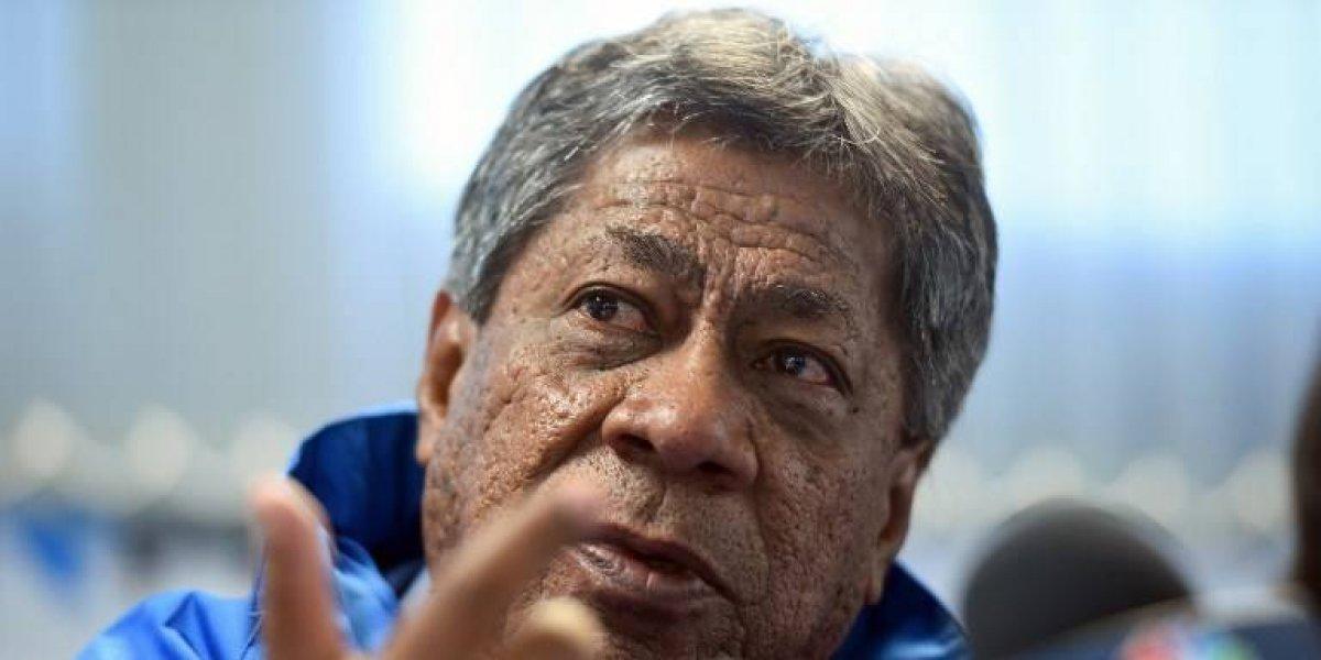 Ramón Maradiaga es suspendido durante dos años
