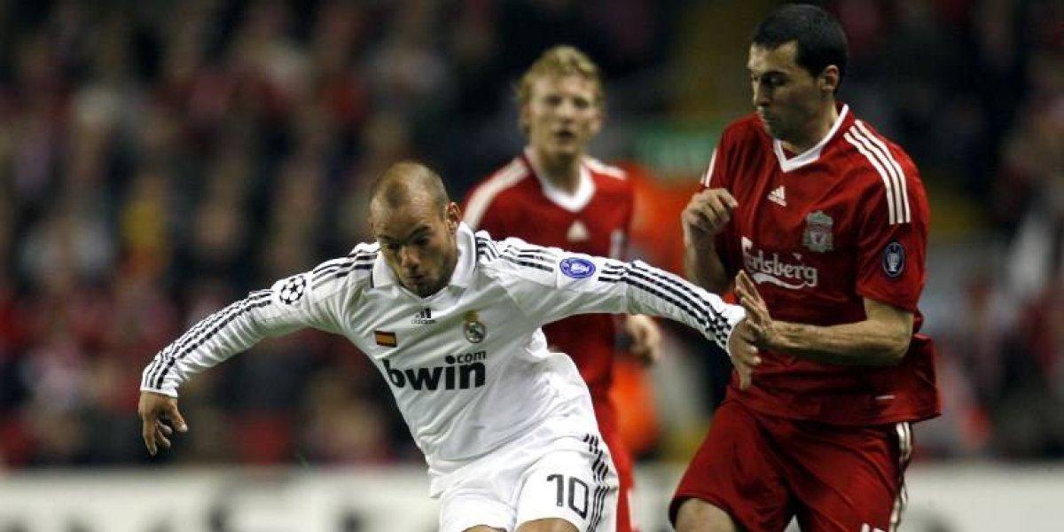 El Liverpool tiene paternidad sobre el Madrid en Champions