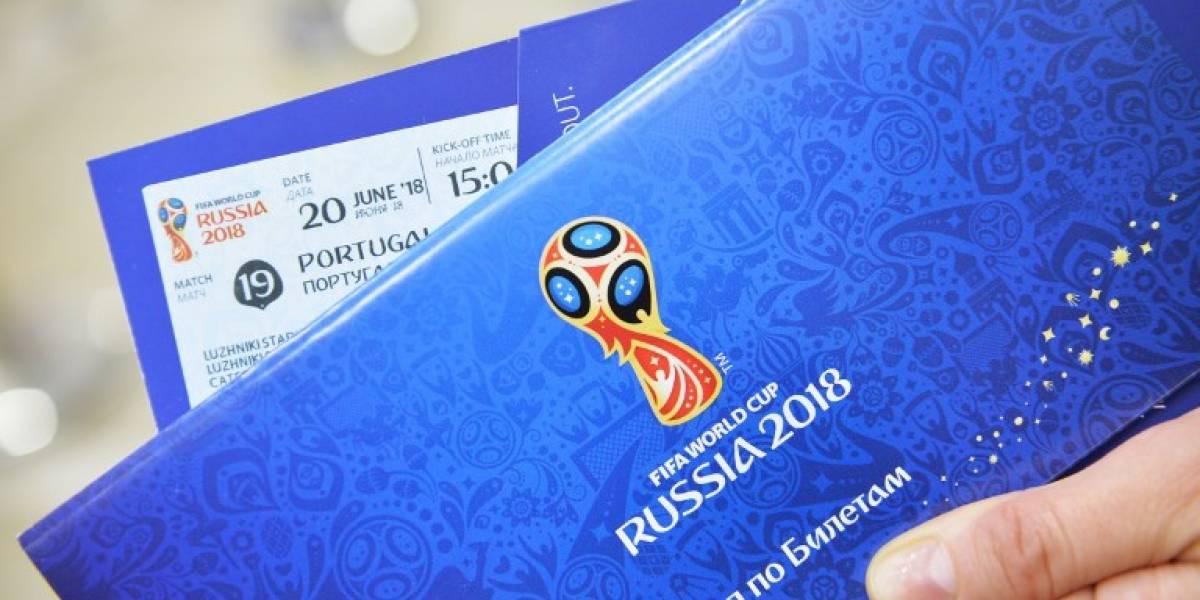 ¿Qué países han comprado más entradas para el mundial de Rusia?