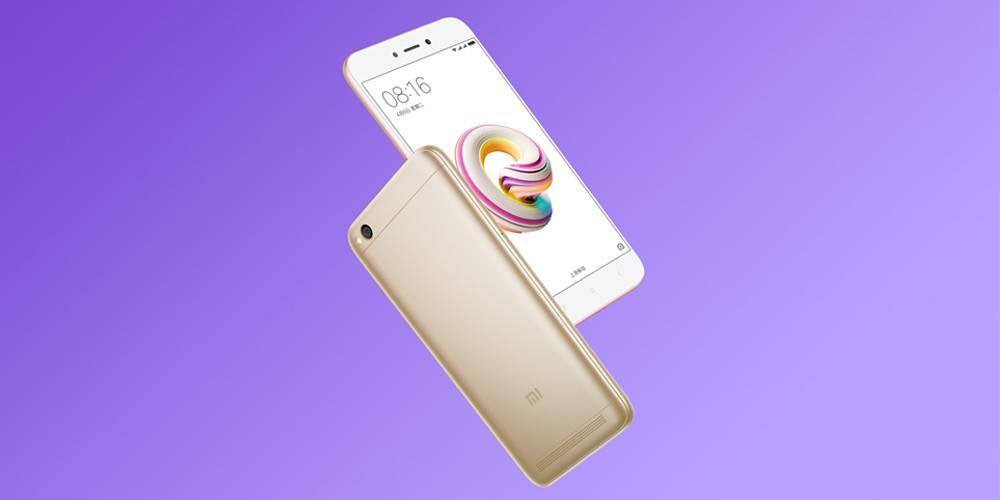 Llega a México el Redmi 5A, un nuevo celular de gama introductoria de Xiaomi