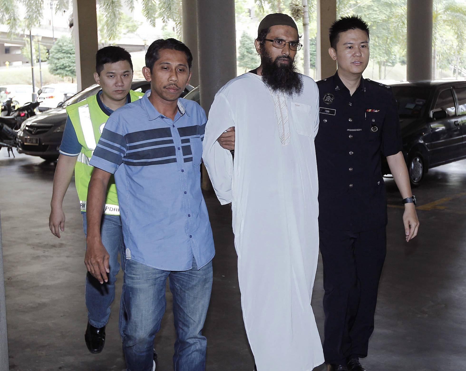 Encarcelado Malasia