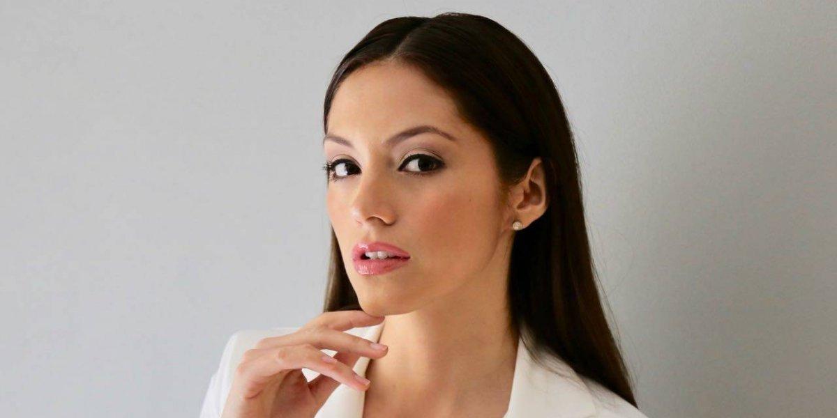 Darlene Rosas desea catapultar su carrera en México