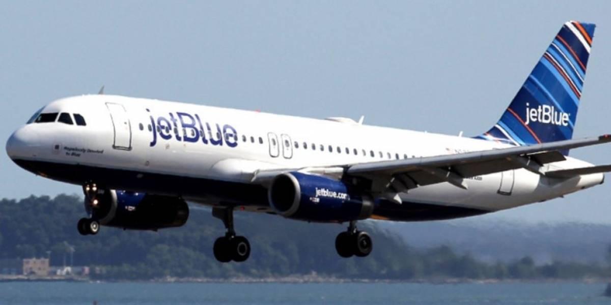 Aerolínea JetBlue lanza vuelos directos entre Nueva Jersey y Santo Domingo