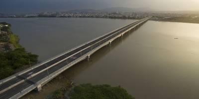 puente Guayaquil- Samborondón