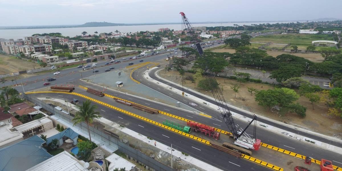 Se inaugurará nuevo puente que une Guayaquil-Samborondón